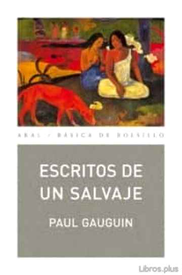 Descargar gratis ebook ESCRITOS DE UN SALVAJE en epub