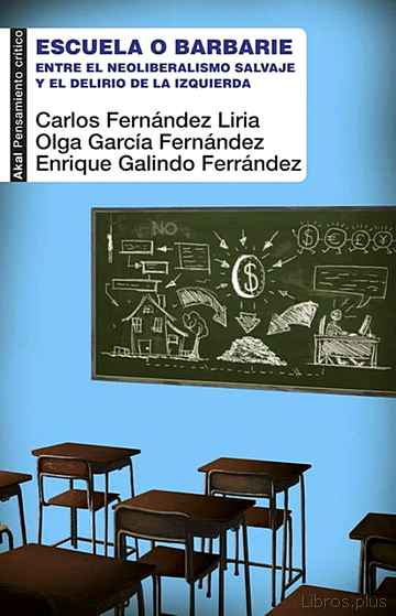Descargar gratis ebook ESCUELA O BARBARIE en epub