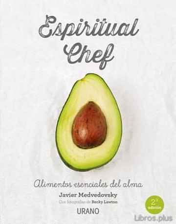 Descargar gratis ebook ESPIRITUAL CHEF en epub