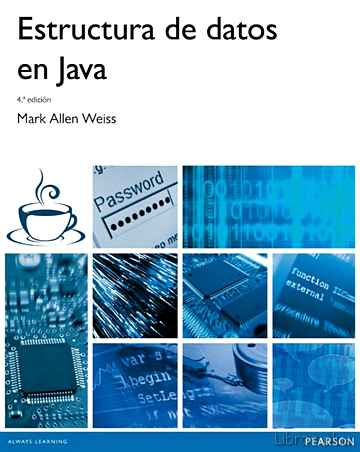 Descargar gratis ebook ESTRUCTURAS DE DATOS EN JAVA (4ª ED.) en epub
