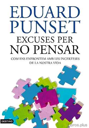 Descargar ebook EXCUSES PER NO PENSAR
