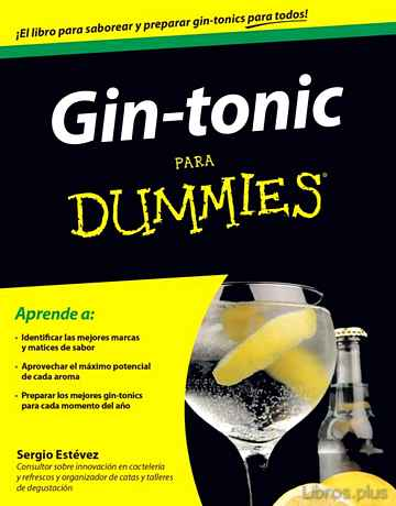 Descargar gratis ebook GIN-TONIC PARA DUMMIES en epub
