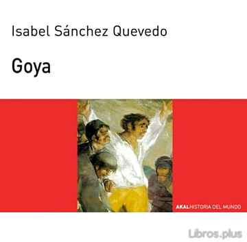 Descargar gratis ebook GOYA en epub