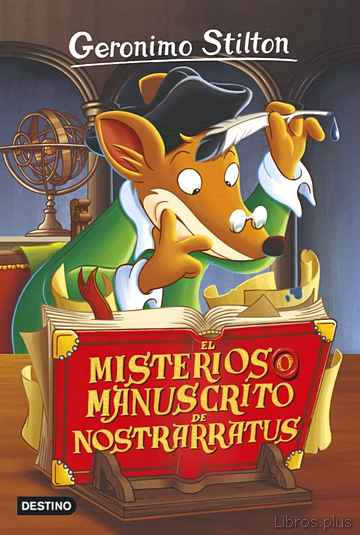 Descargar gratis ebook GS 3 :EL MISTERIOSO MANUSCRITO DE NOSTRARRATUS en epub
