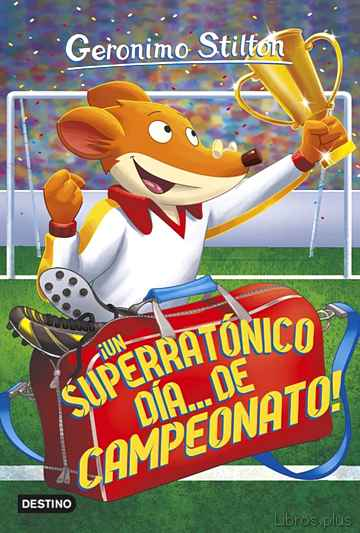 Descargar gratis ebook GS 35 :¡UN SUPERRATONICO DIA DE CAMPEONATO! en epub