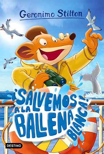 Descargar gratis ebook GS 40: ¡SALVEMOS A LA BALLENA BLANCA! en epub