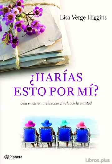 ¿HARIAS ESTO POR MI? libro online