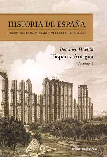 Descargar gratis ebook HISTORIA DE ESPAÑA (VOL. I): HISPANIA ANTIGUA en epub