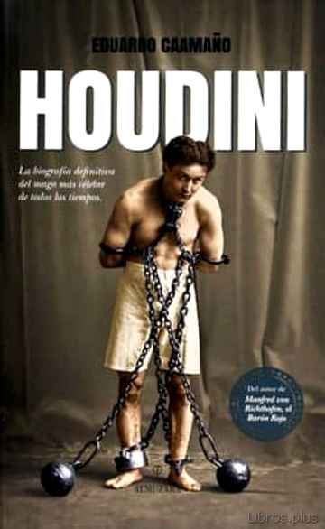 Descargar gratis ebook HOUDINI en epub