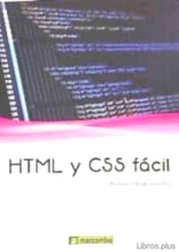 Descargar gratis ebook HTML Y CSS FACIL en epub