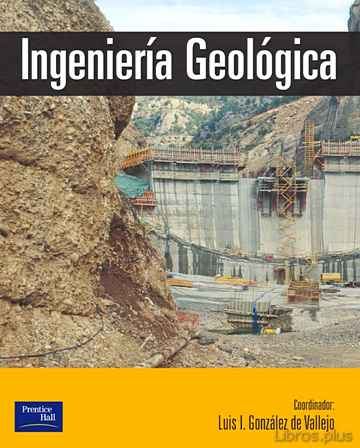 Descargar gratis ebook INGENIERIA GEOLOGICA en epub