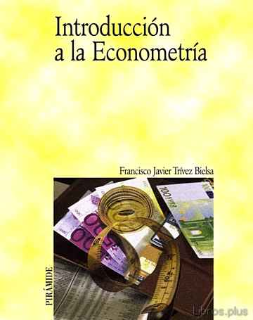 Descargar gratis ebook INTRODUCCION A LA ECONOMETRIA en epub
