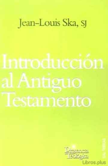 Descargar gratis ebook INTRODUCCION AL ANTIGUO TESTAMENTO en epub