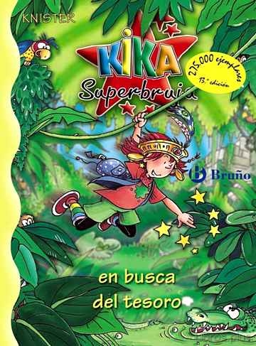 Descargar ebook KIKA SUPERBRUJA EN BUSCA DEL TESORO