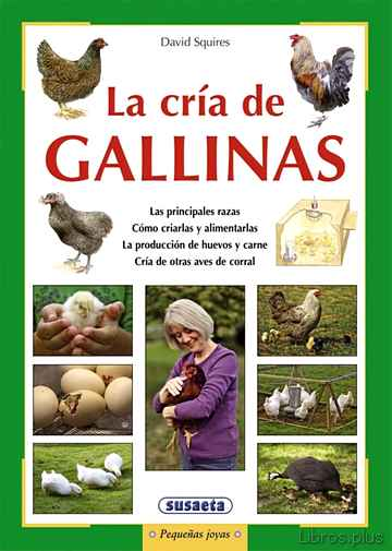 Descargar gratis ebook LA CRIA DE GALLINAS en epub
