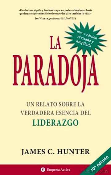 Descargar gratis ebook LA PARADOJA (ED. REVISADA) en epub