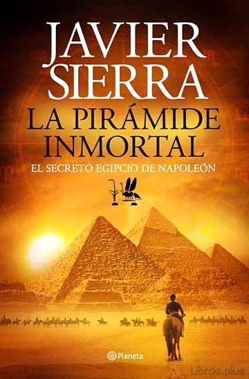 Descargar gratis ebook LA PIRÁMIDE INMORTAL en epub