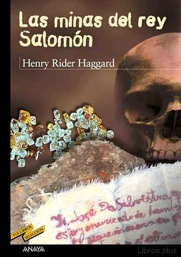 Descargar gratis ebook LAS MINAS DEL REY SALOMON en epub