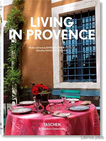 Descargar gratis ebook LIVING IN PROVENCE (ED. TRILINGÜE ESPAÑOL-ITALIANO-PORTUGUES) en epub