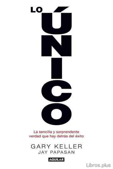 Descargar gratis ebook LO UNICO en epub