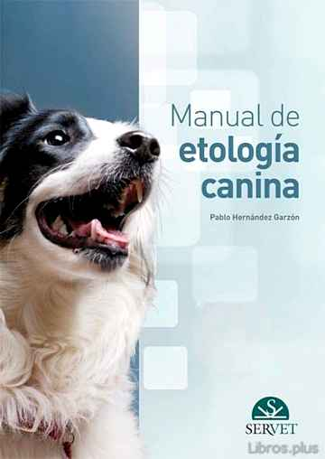 Descargar gratis ebook MANUAL DE ETOLOGIA CANINA en epub