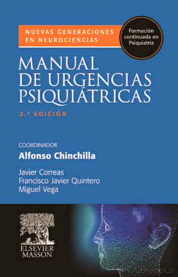 Descargar gratis ebook MANUAL DE URGENCIAS PSIQUIATRICAS (2ª ED.) en epub