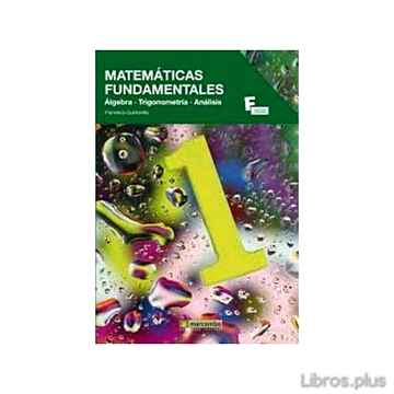 Descargar gratis ebook MATEMATICAS FUNDAMENTALES en epub