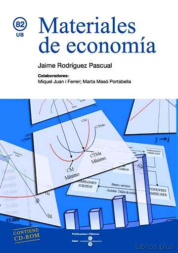 Descargar gratis ebook MATERIALES DE ECONOMIA (UB 82) en epub