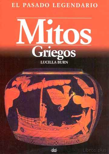 Descargar gratis ebook MITOS GRIEGOS en epub
