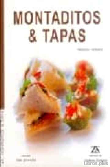 Descargar ebook gratis epub MONTADITOS Y TAPAS de ANDREAS FURTMAYR