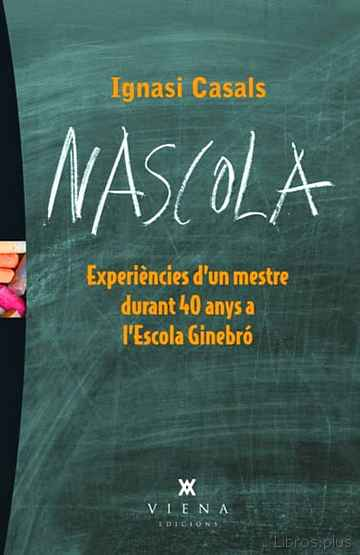 Descargar gratis ebook NASCOLA en epub