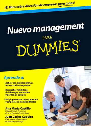 Descargar gratis ebook NUEVO MANAGEMENT PARA DUMMIES en epub