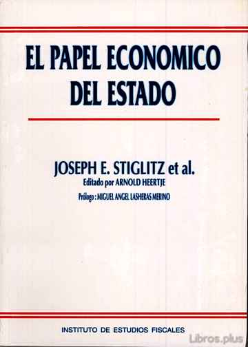 Descargar gratis ebook PAPEL ECONOMICO DEL ESTADO, EL en epub