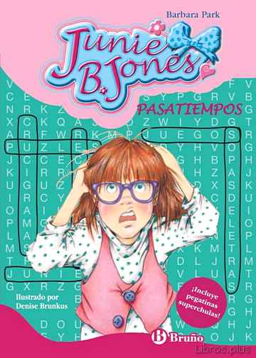 Descargar ebook PASATIEMPOS JUNIE B. JONES (1ER VOLUMEN)