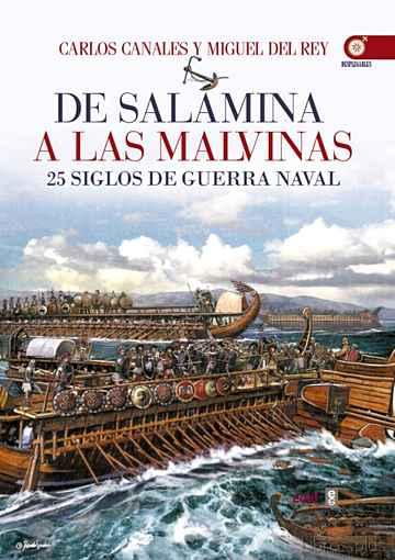 (PE) DE SALAMINA A LAS MALVINAS libro online