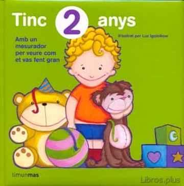(PE) TINC DOS ANYS libro online
