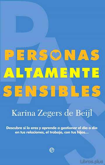 Descargar gratis ebook PERSONAS ALTAMENTE SENSIBLES en epub