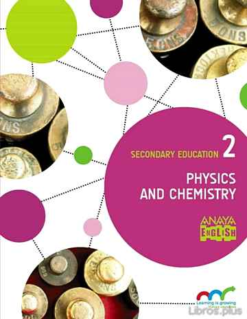 Descargar ebook PHYSICS AND CHEMISTRY 2º ESO ANAYA ENGLISH