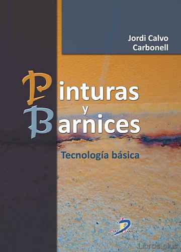 Descargar gratis ebook PINTURAS Y BARNICES en epub