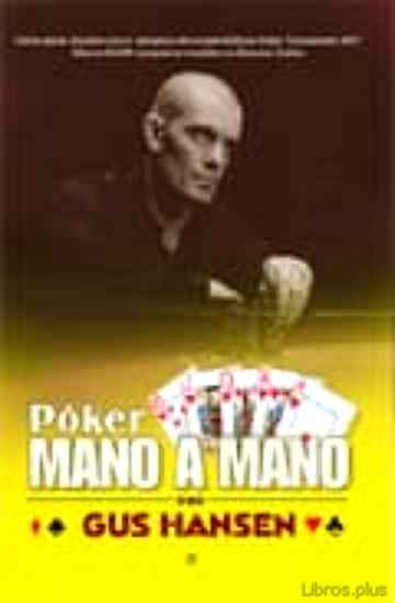 Descargar gratis ebook POKER MANO A MANO en epub