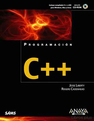 Descargar gratis ebook PROGRAMACION C++ en epub