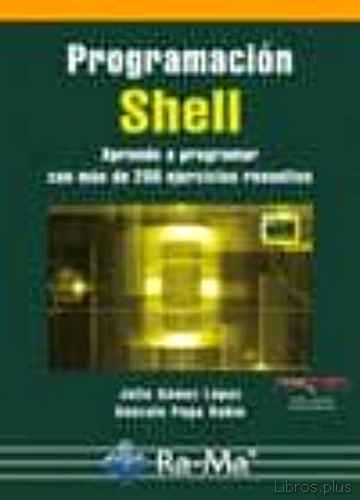 Descargar gratis ebook PROGRAMACION SHELL en epub