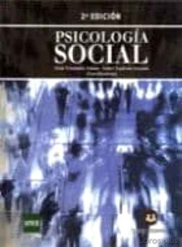 Descargar gratis ebook PSICOLOGIA SOCIAL en epub
