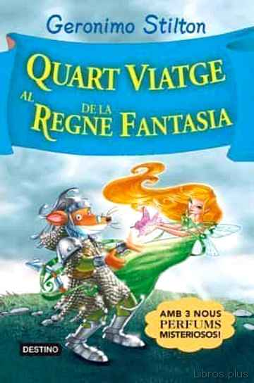Descargar ebook QUART VIATGE AL REGNE DE LA FANTASIA