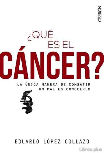 ¿QUE ES EL CANCER? libro online