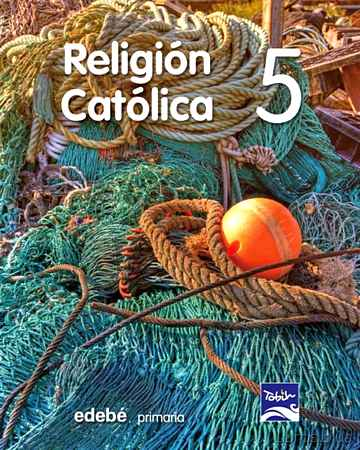 Descargar ebook RELIGION 5º EDUCACION PRIMARIA TOBIH ED 2013 CAST.