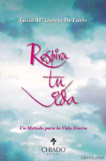 Descargar gratis ebook RESPIRA TU VIDA en epub