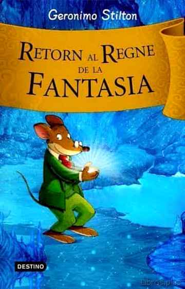 Descargar ebook RETORN AL REGNE DE LA FANTASIA