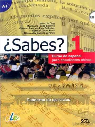 ¿SABES? 1 LIBRO DE EJERCICIOS + CD libro online