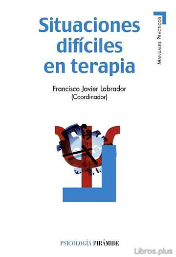 Descargar gratis ebook SITUACIONES DIFICILES EN TERAPIA en epub